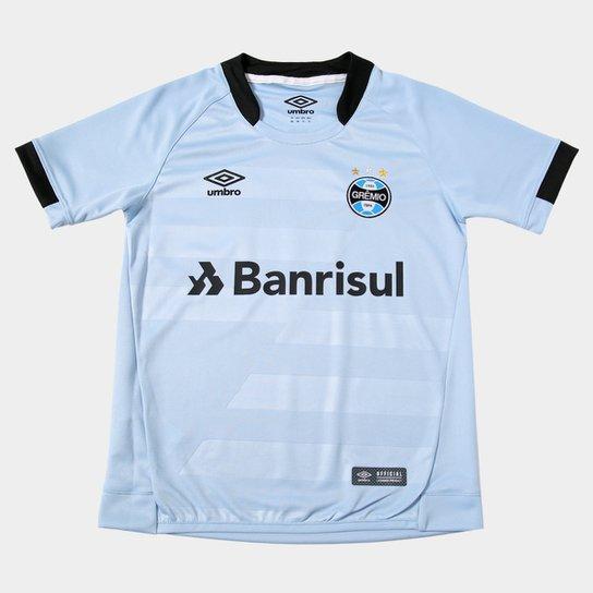 Camisa Grêmio Juvenil II 17 18 s nº Torcedor Umbro - Compre Agora ... df0fc95354301