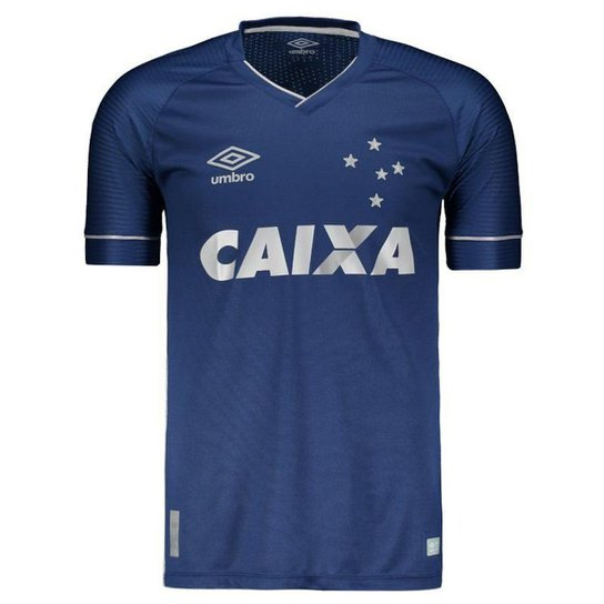 Camisa Umbro Cruzeiro III 2017 - Compre Agora  6ecd73d2f8c43