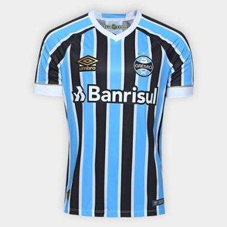 c9cb60488b Camisa Grêmio I 18 19 S N° Jogador Umbro Masculina