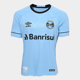 Camisa Grêmio II 2018 s n° Charrua Torcedor Umbro Masculina 448a4567891a4