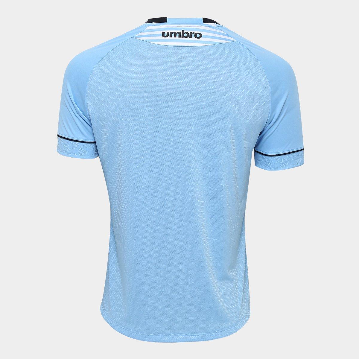 12c78504a Camisa Grêmio II 2018 s n° Charrua Torcedor Umbro Masculina