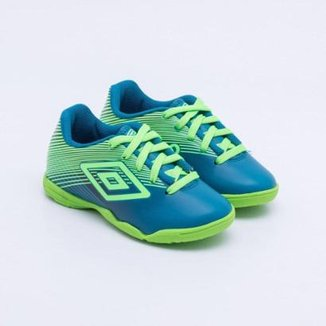 944a5eee8c17f Chuteira Futsal Umbro Slice III Jr Infantil