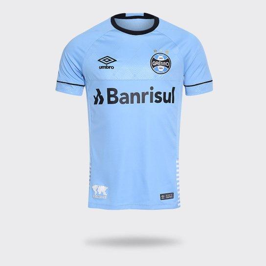 7f154c134e Camisa Umbro Grêmio 2018 Charrua Masculina - Compre Agora