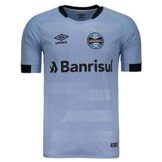 dba62bb7ee Camisa Umbro Grêmio II 2017 N°3 Geromel Masculina