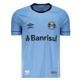 f04f9c868d875 Camisa Umbro Grêmio II 2018 Charrua N°4 Kannemann Masculina