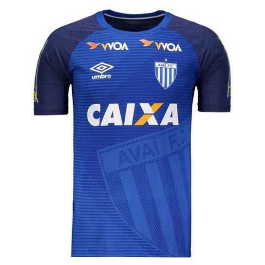 Camisa Umbro Avaí Aquecimento 2017 Masculina - Compre Agora  21c799f006342