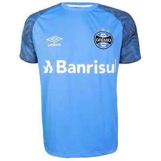 0ed55cb6b4cbf Camisa Umbro Grêmio Treino 2018 Masculina