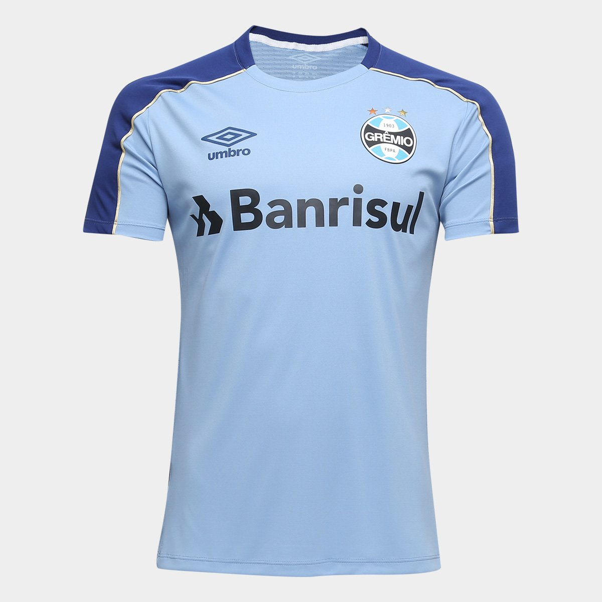 Camisa do Grêmio 2019 Treino Umbro Masculina