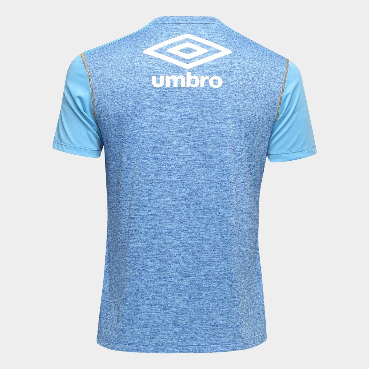 Camisa Avaí 2019 Aquecimento Umbro Masculina - 1