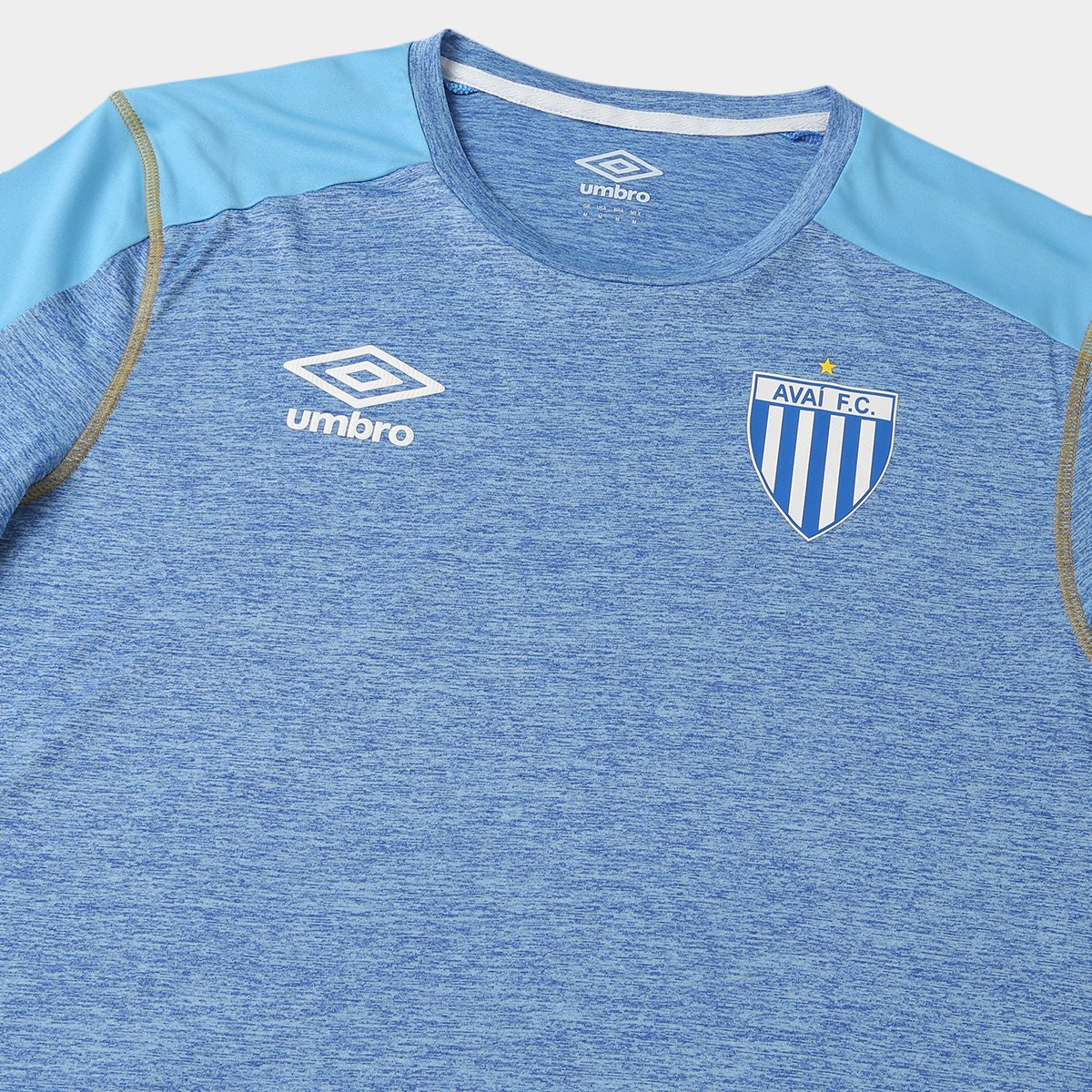 Camisa Avaí 2019 Aquecimento Umbro Masculina - 3