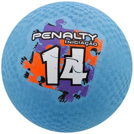 63ca575030 Bola Futebol Campo Penalty T14 Iniciação 5 Infantil - Azul Royal ...