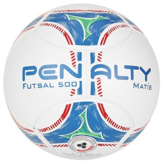 4cec4abdc10e1 Bola Futsal Penalty Matís 500 5401621960 - Compre Agora