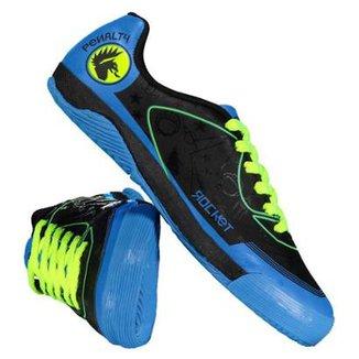 Chuteira Penalty ATF Rocket VIII Futsal Juvenil Masculina 25165a69e1fc1