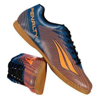 Chuteira Futsal Penalty Storm Amazonas VIII Masculina 21b0c1f99879b