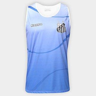 Camiseta Regata Santos Dalmo 17 Masculina 23578e65a5cd8
