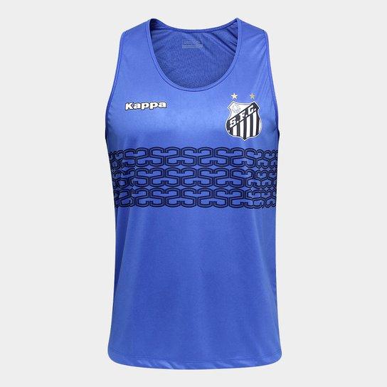 Camiseta Regata Santos Calvet 17 Masculina - Compre Agora  84a30f3c844