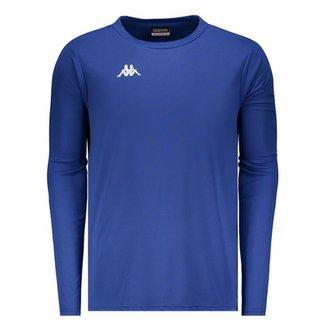 2f03bbb2b Camisa Kappa Wing UV Masculina