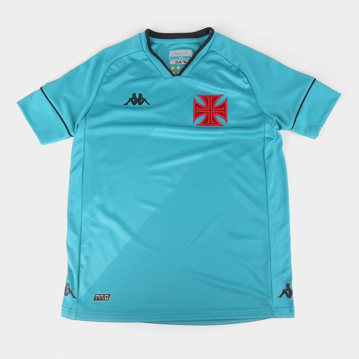 Camisa de Goleiro Vasco Juvenil I 20/21 s/n° Torcedor Kappa