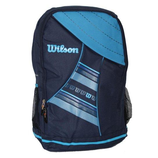e6f96ded95 Mochila Wilson Esportiva - Azul - Compre Agora