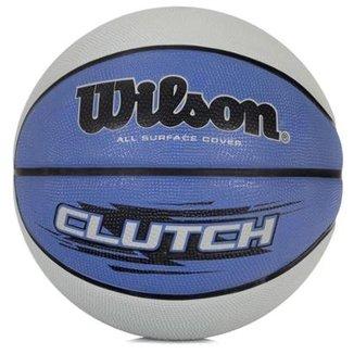 f7cdb360fe2e2 Bola Wilson de Basquete Clutch  7