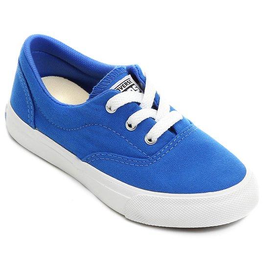 da2d6008f70 Tênis Converse Skidgrip Cvo Infantil - Azul - Compre Agora