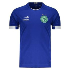 Camisa Guarani II 17 18 s n° - Torcedor Topper Masculina - Compre ... a2fec4d017225
