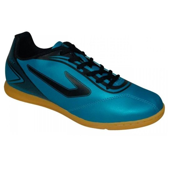 Chuteira Topper Futsal Cup Masculina - Azul e Preto - Compre Agora ... dce8f3a3972f0