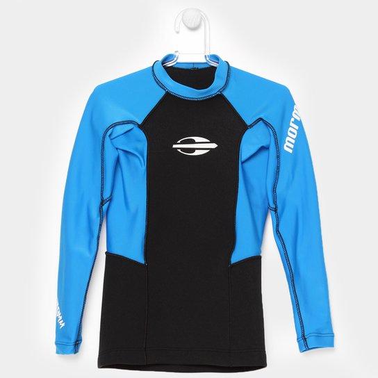 Camiseta Mormaii Neoprene 0.5 mm Gromm M L Infantil - Compre Agora ... d709404def
