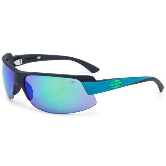 5a828df56d7a3 Óculos Sol Mormaii Gamboa Air 3 441K3685 Petroleo Com Verde - Azul ...