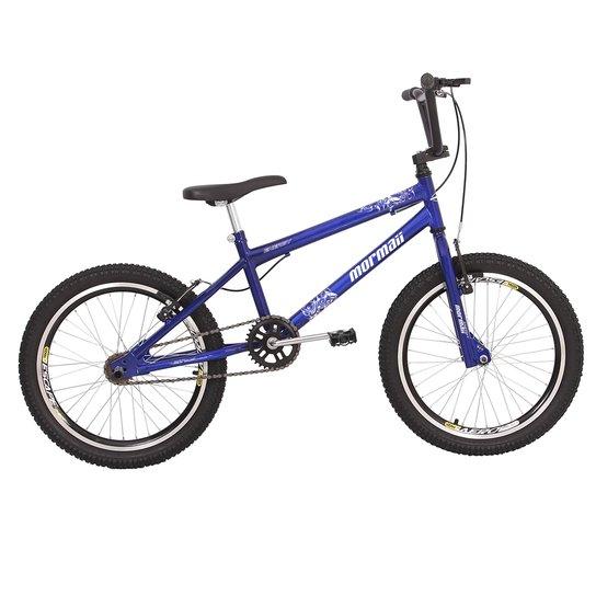 Bicicleta Mormaii Aro 20 Cross Energy - Azul - Compre Agora   Netshoes 333da4dd41