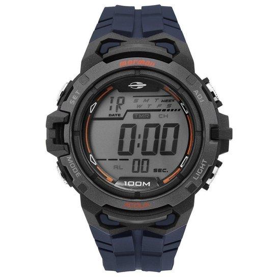 4b64ce8eca7 Relógio Digital Mormaii MO1147A 8A Masculino - Azul - Compre Agora ...