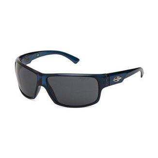 ed0ffa2913097 Óculos De Sol Mormaii Joaca 2 Azul Ilusion Lente Cinza Polarizada