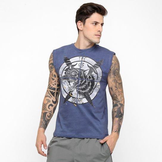 Camiseta Regata Pretorian Machão Wolf - Compre Agora  645daaa0aa400