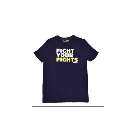 Camiseta Pretorian Fight Your Fights - Compre Agora  1b58fde075bb6