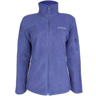 Jaqueta Columbia Feminina Fast Treck II Full Zip Fleece 08821dc2d68a0