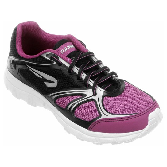 d0e28eab6dc Tênis Rainha Ready - Pink e Preto - Compre Agora
