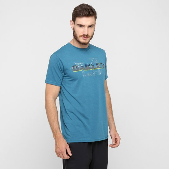 Camiseta Oakley Mod Dark Bark Tee - Compre Agora  0b7bb542452