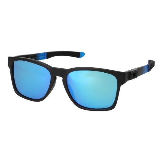 ca67502f7 Óculos de Sol de Sol Oakley Catalyst - Azul   Netshoes