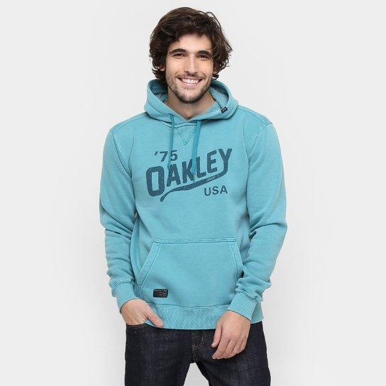 Moletom Oakley Mod Heritage Pullover c  Capuz - Compre Agora  2b086149af3