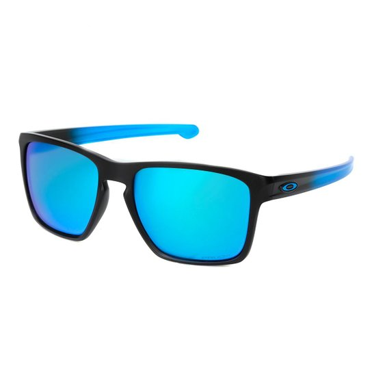da8a5b0a6 Óculos de Sol Oakley Sliver Xl-Polarized Masculino - Azul | Netshoes