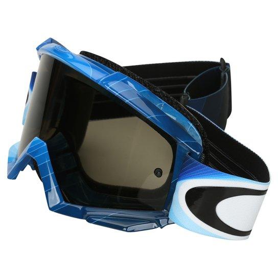 9a92bb1a86d4b Máscara p  Motocross Oakley - Compre Agora   Netshoes