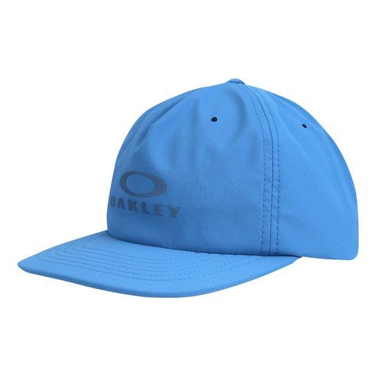 Boné Oakley Aba Curva Lower Tech 110 Masculino - Azul - Compre Agora ... fab1a0fc3e0