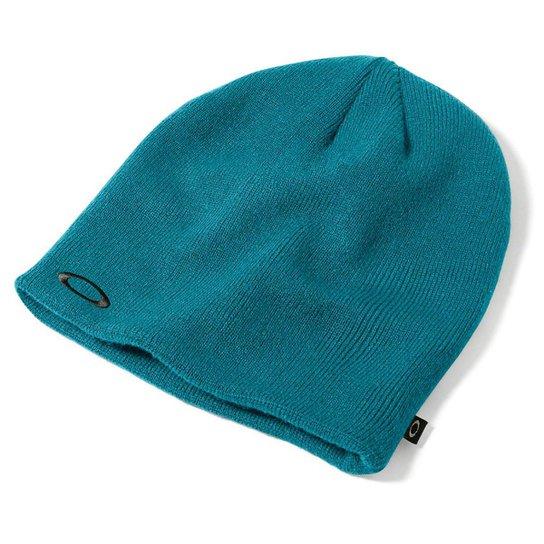 Gorro Oakley Fine Knit Beanie - Azul - Compre Agora  ecb318875f4