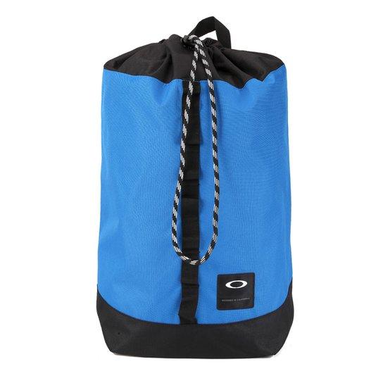 b7e07a51c5ff7 Mochila Oakley Mod Holbrook 23L Cinch - Azul - Compre Agora   Netshoes