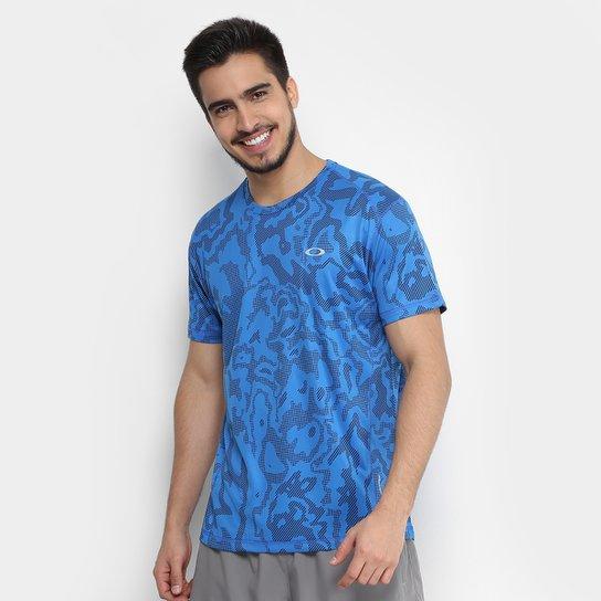 3b8a40f4d1 Camiseta Oakley Base Masculina - Compre Agora