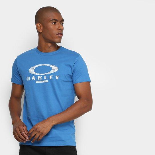 c0811d42d8 Camiseta Oakley Mod Finger Print Logo Masculina - Compre Agora ...  a2b6f67f706ed6  Camisa Jeans Broken Rules Manga Longa ...