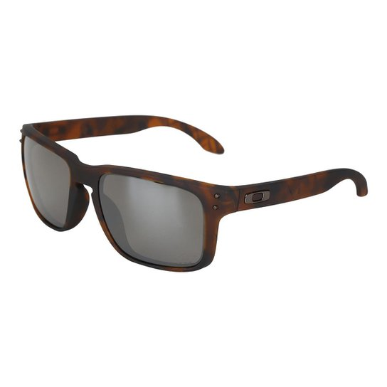 0767e282f40df Óculos de Sol Oakley Holbrook Prizm Tartaruga Masculino - Compre ...