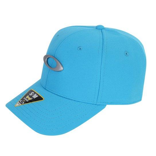 Boné Oakley Tincan Atomic - Azul - Compre Agora  bb9571adb46