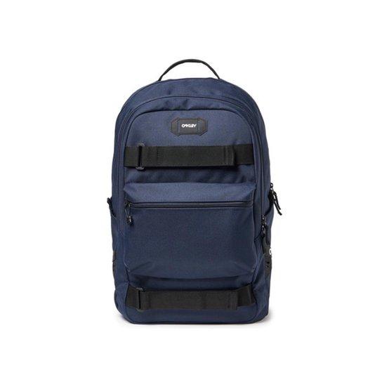 63e2bdc19 Mochila Notebook Street Skate Oakley - Azul   Netshoes