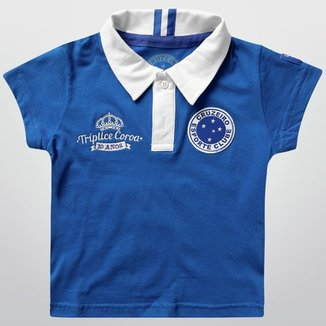 f6a8348271 Camisa Polo Cruzeiro Infantil